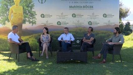 Altın Portakal Film Festivali | 'Anadolu Leoparı' film ekibi T24'te: Modernite her tarafıyla bizi çeviriyor ama diğer içsel yolculuğumuz değişmiyor