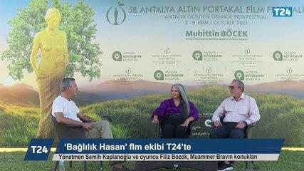 Altın Portakal Film Festivali | 'Bağlılık Hasan' filminin yönetmeni Semih Kaplanoğlu T24'te: Evrendeki her şeyin birbiriyle bağlı olduğunu düşünüyorum