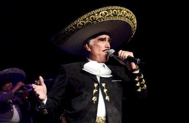 La familia de Vicente Fernández no se plantea 'desconectar' al cantante