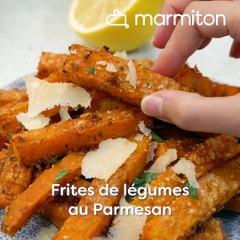 Parmigiano frites