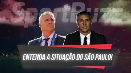 HERNAN CRESPO: ENTENDA O POR QUÊ O SÃO PAULO INSISTE TANTO NA PERMANÊNCIA DO TÉCNICO (2021)