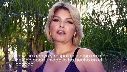 Itatí Cantoral derrocha amor por el colectivo gay en sus redes sociales
