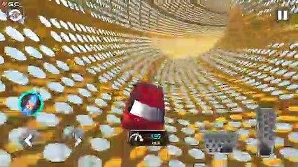 Mega SUV Car Ramp 2021 / GREY RANGE / Impossible Stunts Car Game / Android GamePlay #4