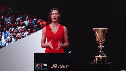 J9 x FIBA - Announcement ceremony full video