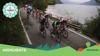 Il Lombardia presented by EOLO 2021 | Highlights