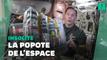 Thomas Pesquet vous présente son garde-manger dans l'ISS et c'est en partie appétissant