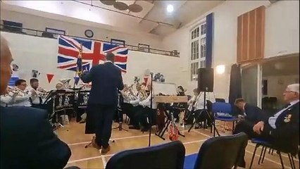 100th anniversary of Sprilsby district Royal British Leogion
