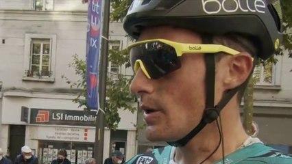 """Paris-Tours 2021 - Franck Bonnamour : """"Je suis un peu déçu quand même"""""""
