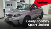 Feature: 2022 Geely Coolray Sport Limited