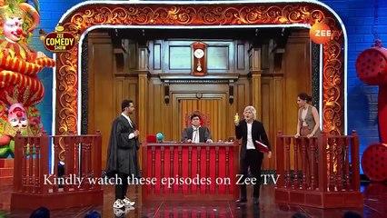 Zee Comedy Show Taapsee as Rashmi, Gaurav as Amitabh, Ali as judge hilarious Rashmi Rocket Act
