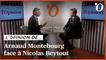 Arnaud Montebourg: «La Constitution ne doit pas céder devant les décisions européennes»
