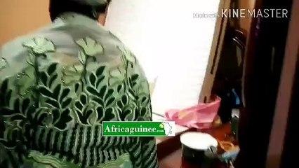 Des hommes armés au domicile du colonel Amara Camara....