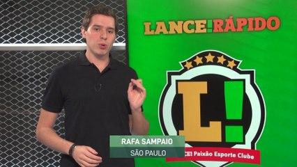 LANCE! Rápido: Felipão é demitido do Grêmio, Galo líder, os pneus de Hamilton na Turquia e mais!