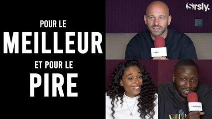 VALIDÉ : l'interview de Franck Gastambide, Laetitia Kerfa & Saïdou Camara