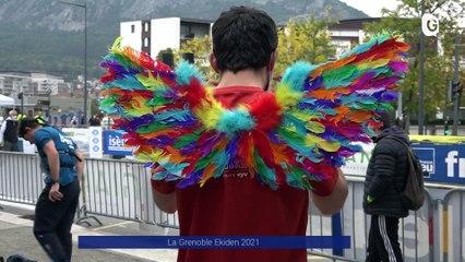 Reportage - Le Grenoble Ekiden 2021