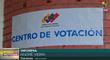 Venezuela: Alta participación ciudadana en simulacro electoral