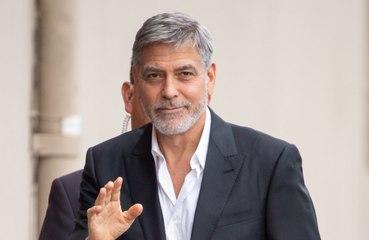 George Clooney descarta un futuro en política