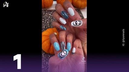 Saca la 'bruja' que hay en ti y dale un vistazo a estos manicure perfectos para Halloween