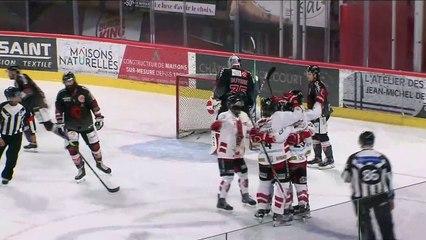 Amiens-Briançon (3-1), le résumé vidéo