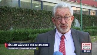UNAM incrementará presencia de estudiantes en aulas