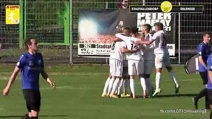 Hessenliga-Torshow 12. Spieltag Gruppe A