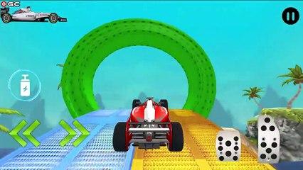 Formula Car Racing / Mega Ramp Racing Car Game / Android GamePlay