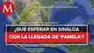Sinaloa en alerta por tormenta tropical 'Pamela'