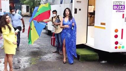 Mallika Sherawat And Her Saree Looks To Steal
