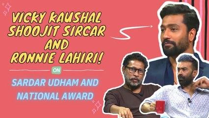 Vicky Kaushal: Sardar Udham is the most enriching film of my Career | Shoojit Sircar | Ronnie Lahiri