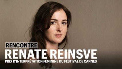 """Renate Reinsve : """"Joachim Trier a écrit le rôle en pensant à moi"""""""