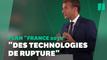Voitures électriques, hydrogène vert, industrie décarbonée... les promesses écologiques de Macron pour 2030
