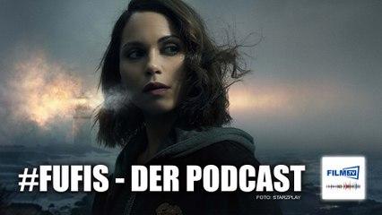 """Monica Raymund aus """"Hightown"""" wäre die schlechteste Influencerin der Welt - FUFIS Podcast"""
