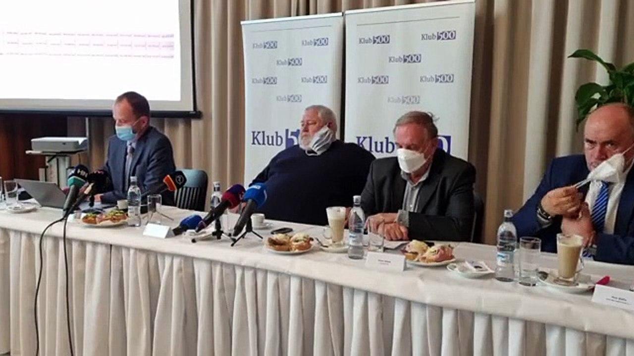 ZÁZNAM: TK Klubu 500 a SOPK - vplyv cien energií na priemyselné podniky