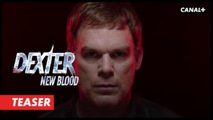 Dexter : New Blood - Teaser