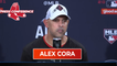 Alex Cora On His Team Advancing To ALCS | ALDS Game 4