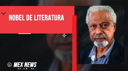 ¿QUIÉN ES EL GANADOR DEL NOBEL DE LITERATURA?