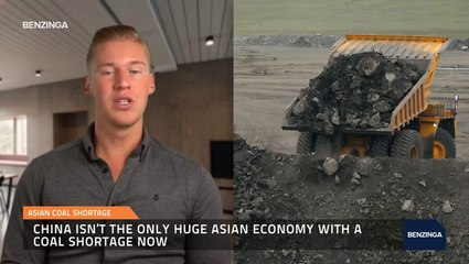 Asian Coal Shortage