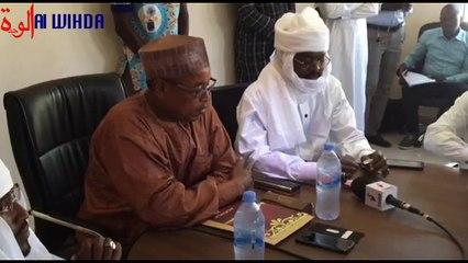 Tchad : le coordonnateur général adjoint de l'ONAJES, Moustapha Hassan Tchanaye, installé