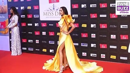 Malaika Arora and her boldest red carpet looks flaunting her curves