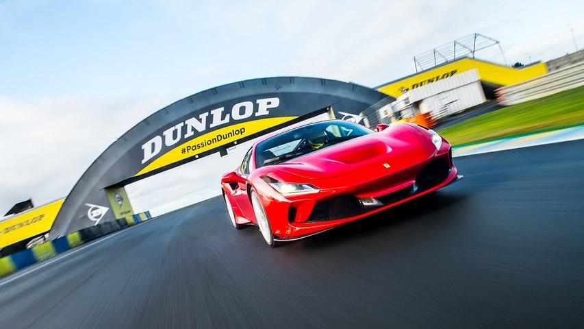 Supertest Ferrari F8 Tributo (2021)