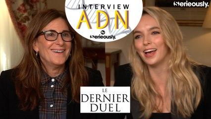 LE DERNIER DUEL : Rencontre avec Jodie Comer et Nicole Holofcener