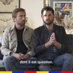 Déconstruire les préjugés sur l'homoparentalité et la GPA   Le SPEECH de Ghislain et Christophe Beaugrand-Gerin