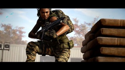 Tom Clancy's Ghost Recon Frontline - Reveal Trailer PS