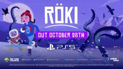 Röki - Announcement Trailer PS