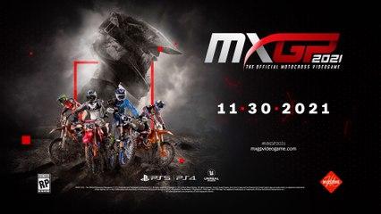 MXGP 2021 - Announcement Trailer PS