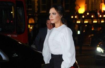 ¿Volverá a actuar con las Spice Girls? Victoria Beckham responde