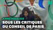 En difficulté dans les sondages, Anne Hidalgo malmenée au Conseil de Paris