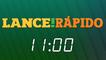 LANCE! Rápido: Raphinha pode ser titular do Brasil contra o Uruguai - 13.out - Edição 11h