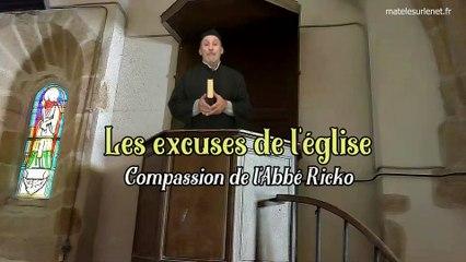 L' abbé Ricko compatit totalement aux victimes du rapport Sauvé.