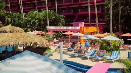 Acapulco :  la saison 1 de la série en dix épisodes avec Enrique Arrizon et Fernando Carsa